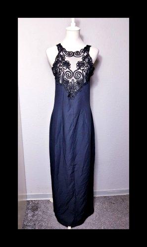 True Vintage Abendkleid, gewagt, Spitze, transparent, sexy