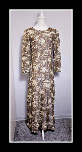 True Vintage Abendkleid, goldenes Kleid, Festlich, glitzer
