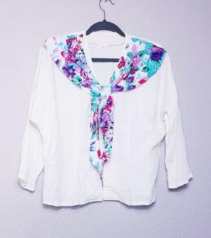 True Vintage Bluse zum binden