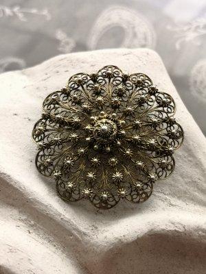 True Vintage Broche zilver