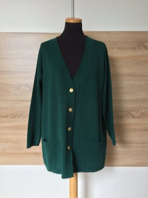 True Vintage Cardigan Strickjacke Wolle von Ludwig Hartnagel, Gr. 40 (NEU)
