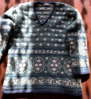Esprit Norwegian Sweater multicolored mixture fibre