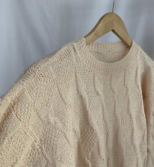 True vintage handmade Pullover