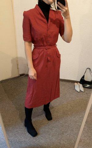 True vintage Kleid 100% Viskose neu