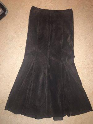 Wallis Leather Skirt multicolored leather