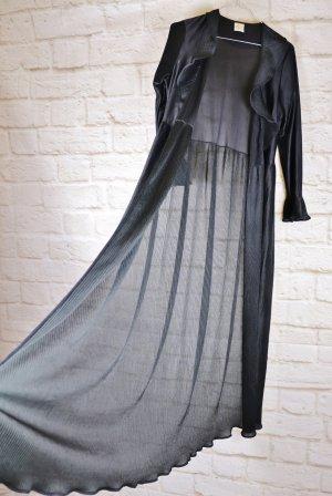 Vintage Negligé zwart Polyester