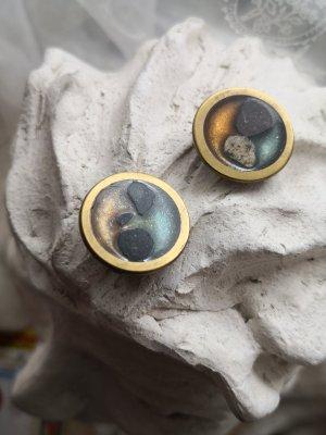 True Vintage Oorclips goud