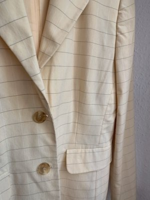 Vintage Boyfriend Blazer multicolored cotton