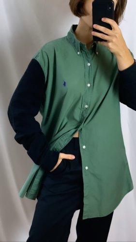 True Vintage Ralph Lauren 100% Baumwolle Shirt-Bluse