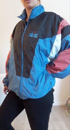 True Vintage Retro Jacke Trainingsjacke Windbreaker Gr. L Rodeo