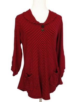 True Vintage Robe Babydoll multicolore viscose