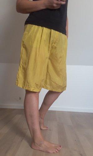 True Vintage Culottes yellow