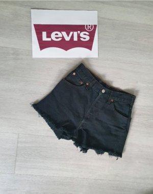 Levis High waist short veelkleurig