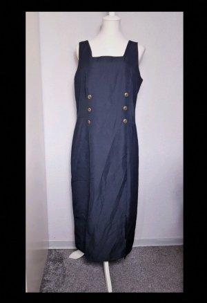 True Vintage Sommerkleid, Midikleid Maritim,