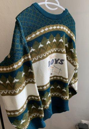 True vintage Sweatshirt-Pullover