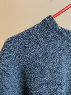 Vintage Wool Sweater multicolored wool