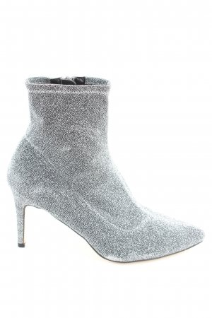 Truffle Collection Ankle Boots silberfarben Elegant