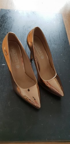 Truffle collection pumps rosegold