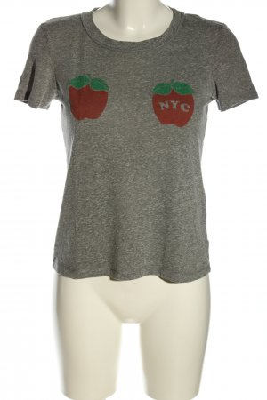 Truly Madly Deeply T-shirt puntinato stile casual