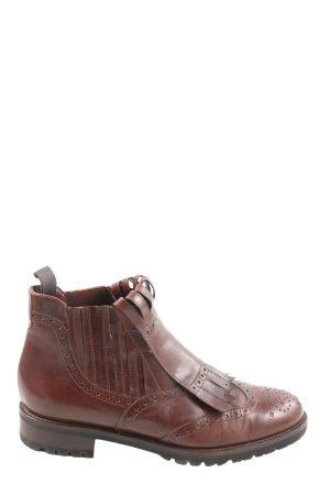 Truman's Chelsea Boot brun style décontracté