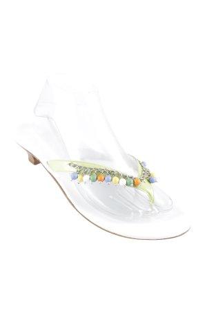 Truman's Flip Flop Sandalen mehrfarbig extravaganter Stil