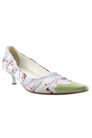 Truman's Schlüpfschuhe abstraktes Muster Street-Fashion-Look