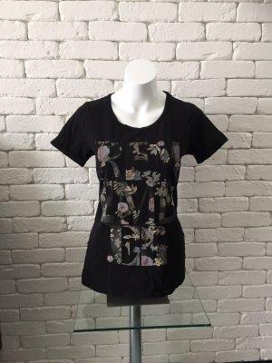 Trussardi Jeans T-shirt noir-gris