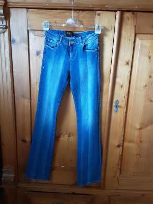 Trussardi Jeans Boot Cut Jeans pale blue