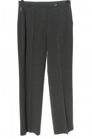 Trussardi Jeans Spodnie garniturowe jasnoszary W stylu biznesowym