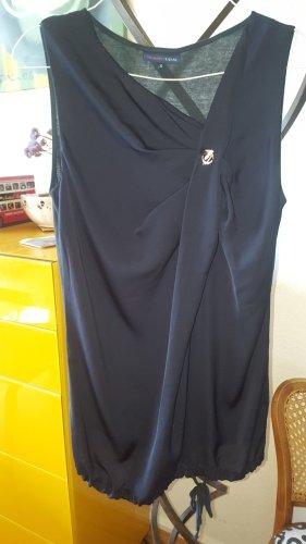 Trussardi Jeans Blusentop blau Gr.34/XS