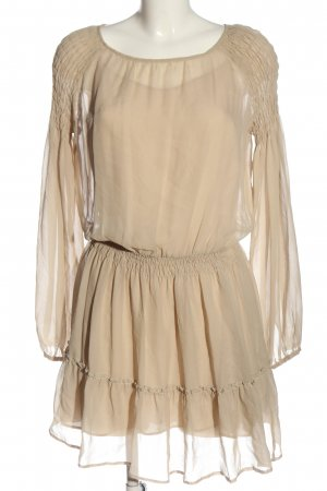 Trussardi Jeans Petticoat Dress cream casual look