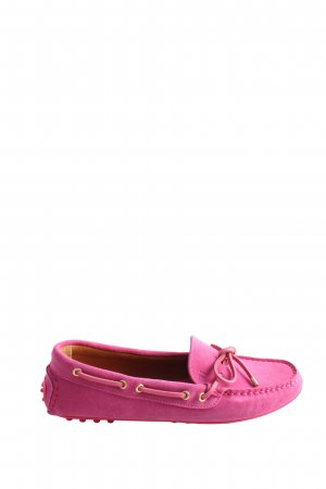 Trussardi Jeans Sailing Shoes pink casual look