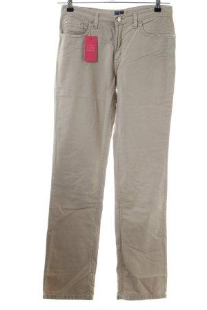 Trussardi Jeans Slim Jeans wollweiß Casual-Look