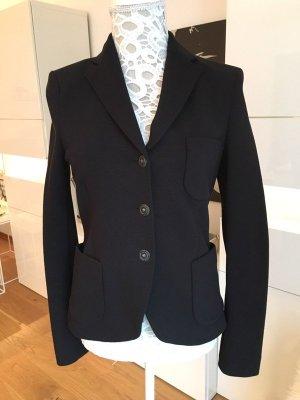 Trussardi Jeans - Stretch-Blazer in schwarz, Gr. 36 (ital. 42)