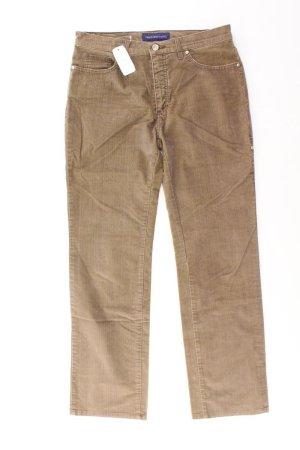 Trussardi Straight Jeans Größe M braun aus Polyester