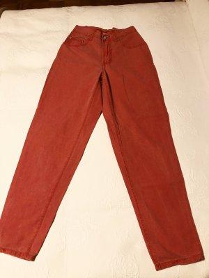 Trussardi Jeans Jeans boyfriend rouge clair