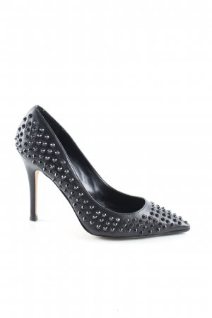 Truth or Dare by Madonna High Heels schwarz Business-Look