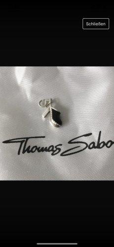 Thomas Sabo Pendentif argenté-noir