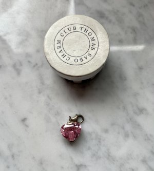 Thomas Sabo Breloque rose