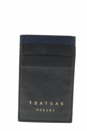 TsaTsas Custodie portacarte nero stile casual