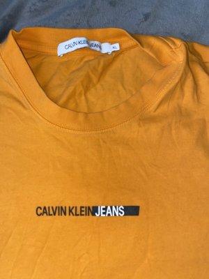 Calvin Klein Jeans  oranje