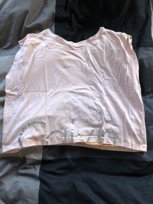 Calvin Klein Jeans Cropped Shirt multicolored