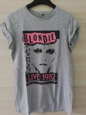 Asos T-Shirt light grey-pink