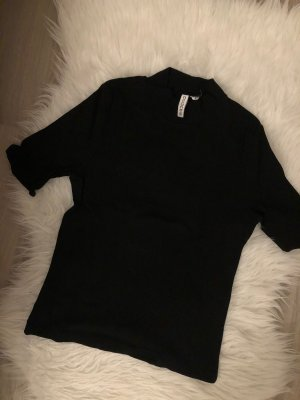 H&M Divided Top à col roulé noir