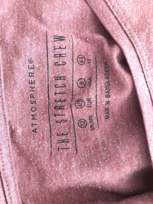 ATMOSPHÄRE Shirt basique rouge carmin