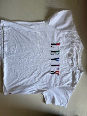 Levi's Camicia fantasia bianco