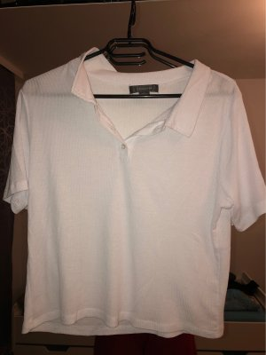 Primark Polo Top white