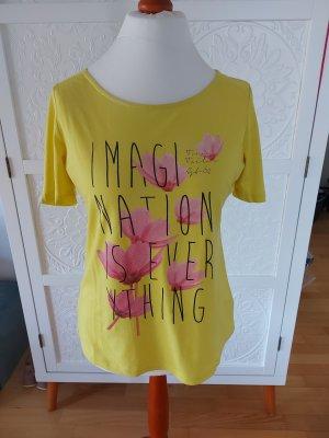 Tom Tailor T-shirt żółty