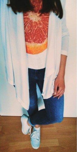 Tshirt aus 100% Leinen von ZARA