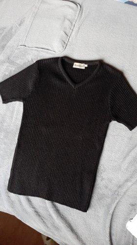 Bamboo T-shirt noir